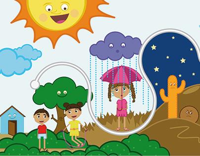 OIM - Material Didáctico para niños migrantes