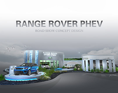 RANGE ROVER PHEV -TEST DRIVE ROAD SHOW