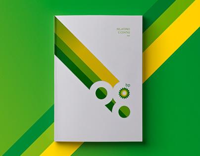 BP - annual report