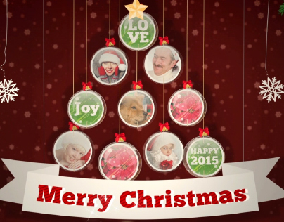 Expresso Xmas Wishes - After Effects Template