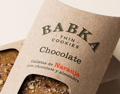 Babka Thin Cookies