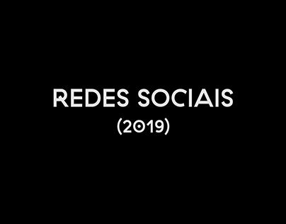 redes sociais (2019)