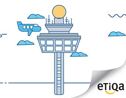 ETIQA Travel Insurance - Explainer Video Animation