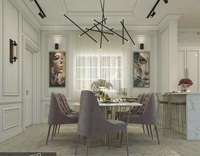 New Classic Interior Design