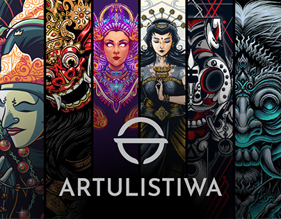 ARTULISTIWA #2 RUPA GERAK NUSANTARA