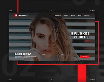 Unstoppable Web Design