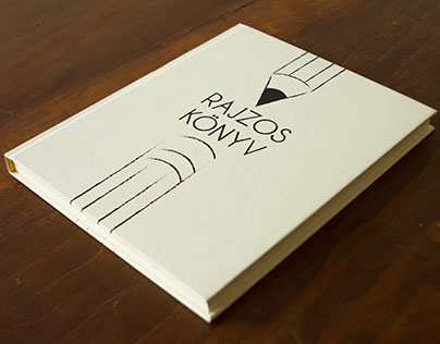 Drawing Book - Rajzos Könyv