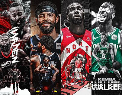 Sports Graphics pt. 1