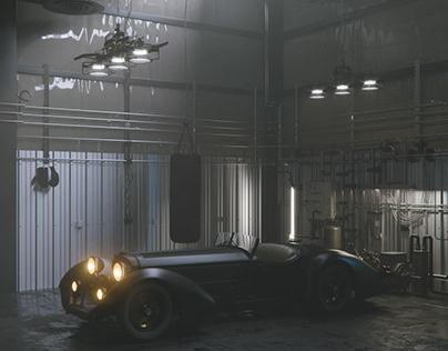 Garage CGI