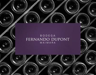 Bodega Fernando Dupont - Wines & Vineyards