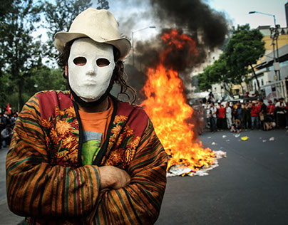 Ayotzinapa 8 meses