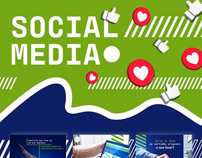 Social Media | Rio Rápido
