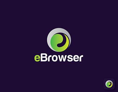 App Icon , E Logo