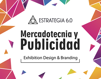 Estrategia 6.0 - Exhibition Design & Branding
