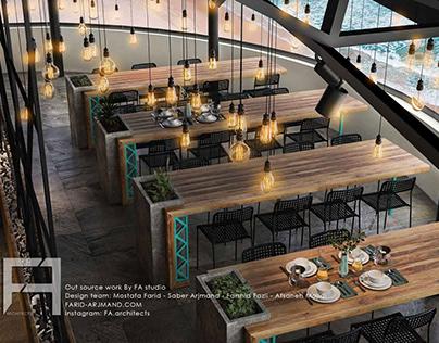 Ziafe Cafe & Restaurant