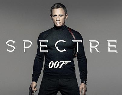 James Bond Spectre Mobile: Hunt For Spectre