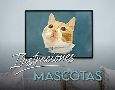 Ilustraciones | Mascotas