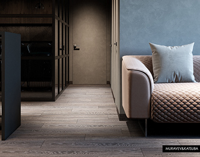 Project MK B interior design (living room)