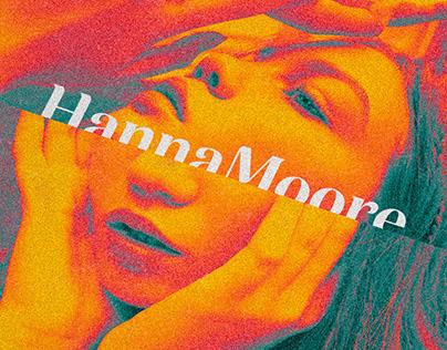 Hanna Moore - Fashion Brand Identity