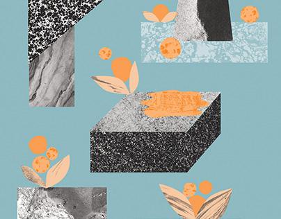 KUKBUK Magazine / Illustration X