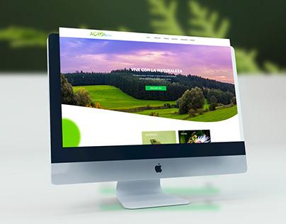 Web Design UX-UI Agrotecno Oscar Creativo