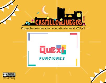 Castillo de Juegos - QuExt de Funciones