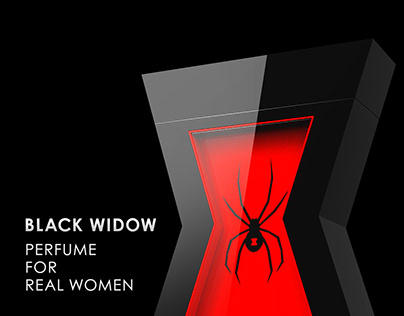 Black Widow - Perfume