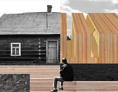 Museum of Wooden Architecture /2019 MASTER THESIS