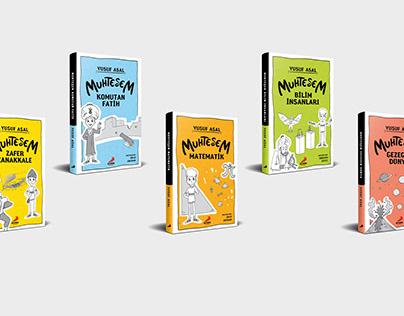 Çocuk Kitapları Kapak Tasarımları   2019-2021