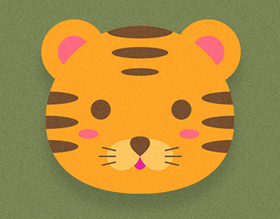 Cute Animal Illustrations