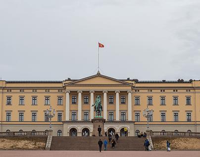 The Royal Palace, Norway