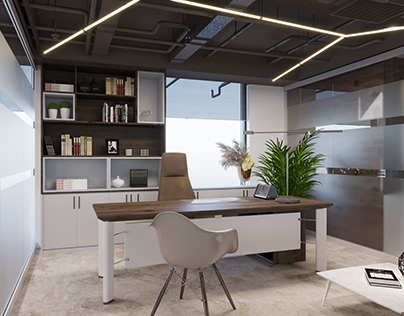 KDI Building - New Version Of An Office P1