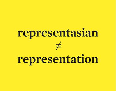 Representasian Campaign