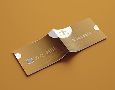 Company Profile Design تصميم بروفايل شركة