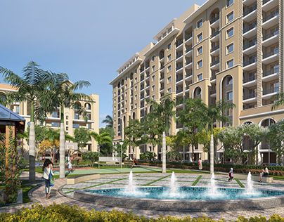 3 BHK Apartments in Mohali at SBP Townships