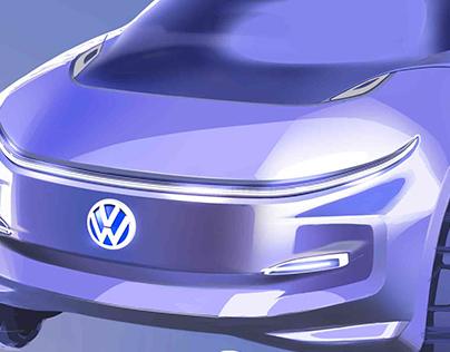 Volkswagen Modulor concept