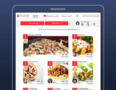 Food sharing app