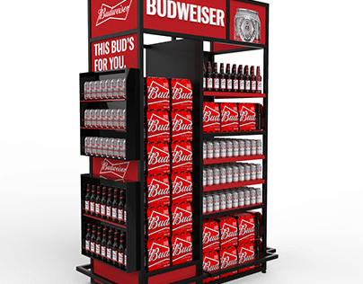 AMBEV - TAILOR MADE - BUDWEISER