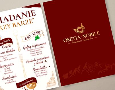 Restaurant | brand identity | logo