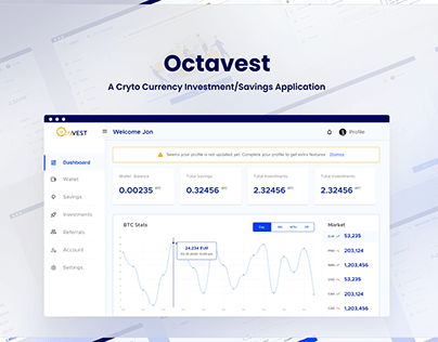 Octavest Project: A Savings/Investment Platform