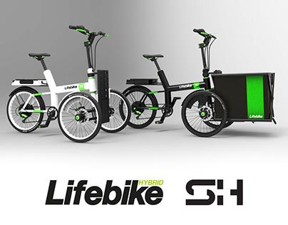 Lifebike Cargotrike Concept (BA thesis)