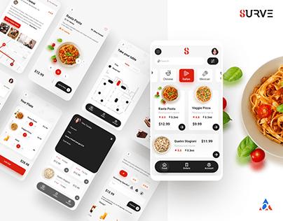 Surve - Mobile App