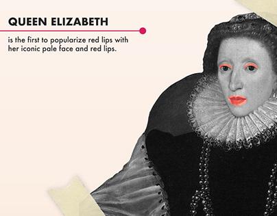 The Evolution of Lipstick