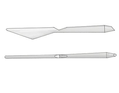 BUTTER KNIFE / cutlery design