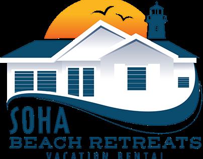 Soha Beach Retreats Logo