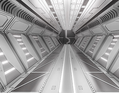 Corridors concept for videogame