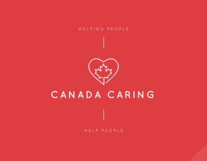 Canada Caring Branding
