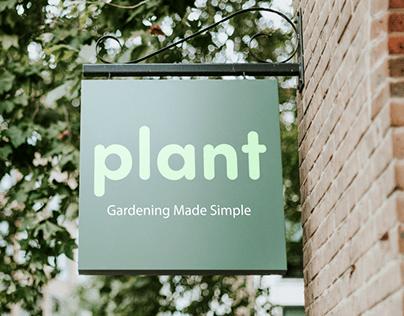 Plant UI and Branding