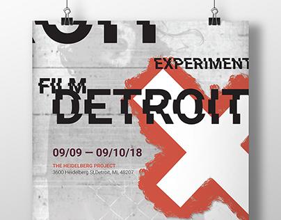 Detroit X Film Festival
