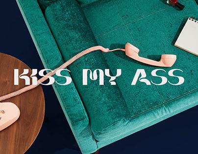 Kiss My Ass Furniture